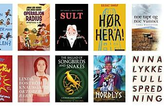 Se listen over Deichmans mest utlånte bøker i fjor i ulike sjangre