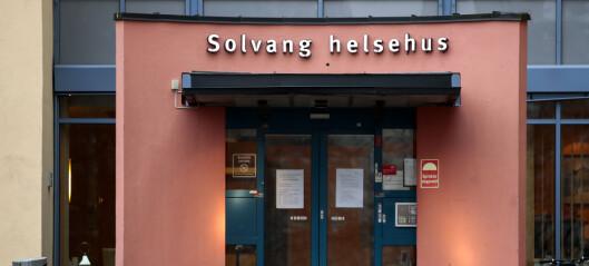 Oslo bistår skredrammede Gjerdrum: Koronasmittede eldre sendt til Solvang helsehus
