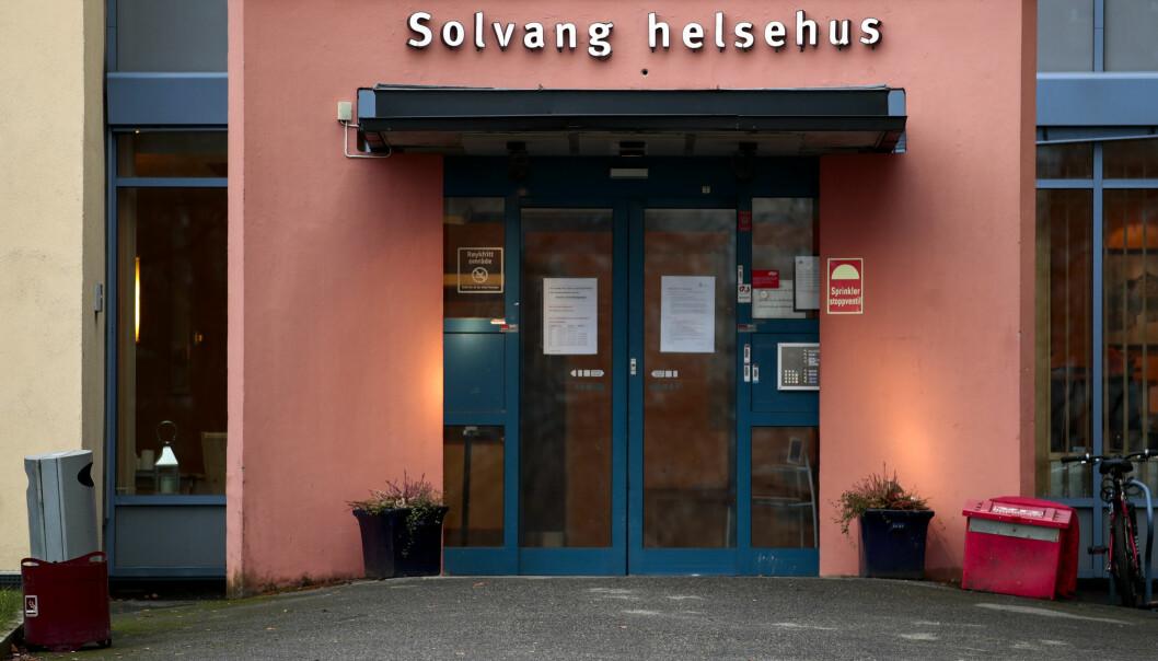 For å avlaste skredrammede Gjerdrum er koronapasienter fra Romeriks-kommunen overført til Solvang helsehus på Teisen.