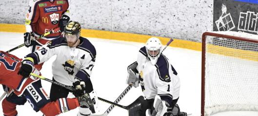Grüner holdt lenge 1-1 mot Lillehammer. Men sliter igjen med utvisninger og undertallsspill