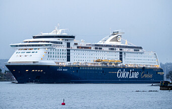 Kiel-ferja i opplag: Alle avganger innstilles. Gods til Hjortneskaia kommer med eget skip