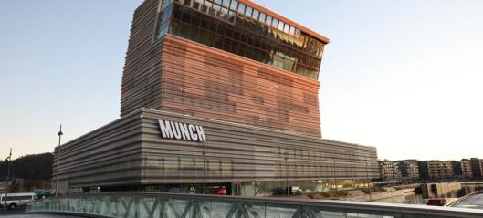 Munchmuseet kan endelig flytte inn i nybygg