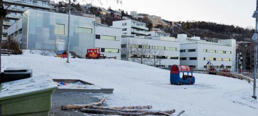 For 11 år siden ble Kværnerdalen barnehage sikret mot kvikkleireras. Nå vil kommunen undersøke grunnen på nytt