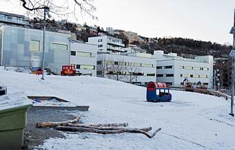 Kommunen forsikrer foreldrene i Kværnerdalen barnehage. — Bygningen står på sikker grunn