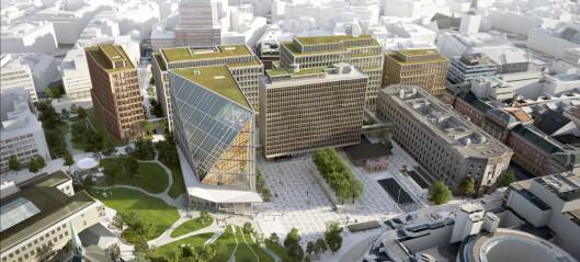 – Regjeringskvartalet vil kunne bli en ulykke for Oslo i årene som kommer