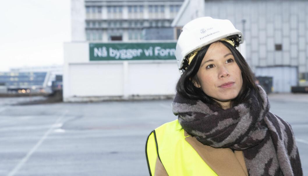 MDG og miljø og samferdsbyråd Lan Marie Nguyen Berg får ja til soner med forbud mot fossilbiler.