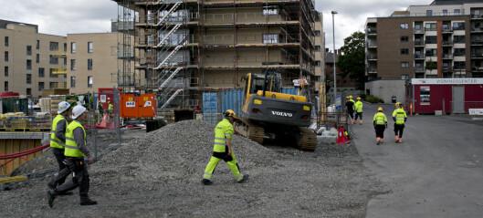 – Å bygge flere leiligheter under 35 kvm i Oslo sentrum løser ikke boligkrisen. Det hjelper ikke ungdom inn på boligmarkedet.