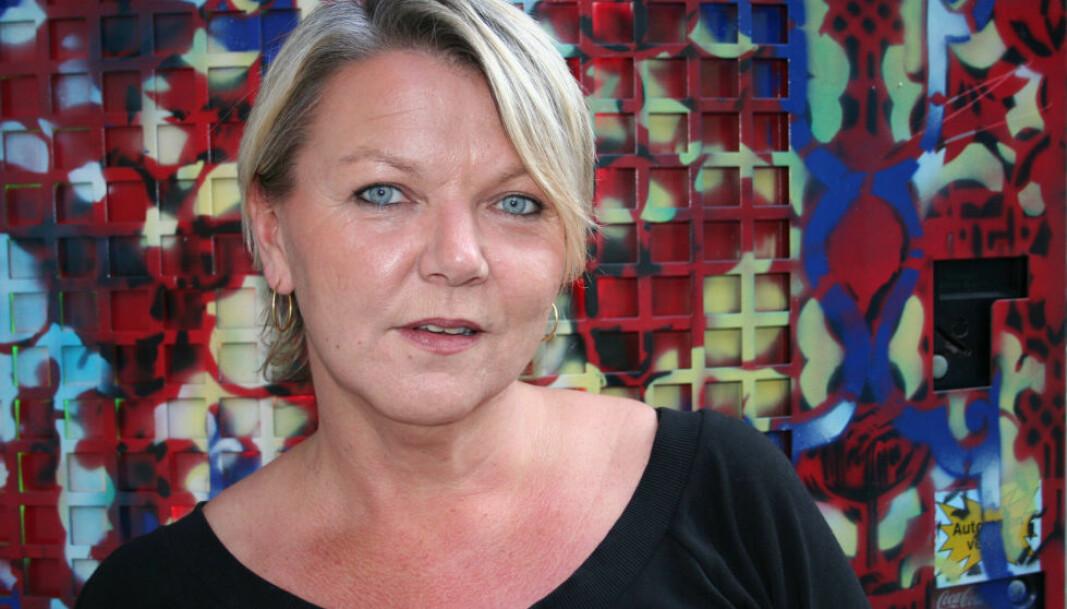 Daglig leder Astrid Renland i Pion, sexarbeidernes Interesseorganisasjon, er kritisk til måten myndighetene håndterer sexarbeiderne under korona.