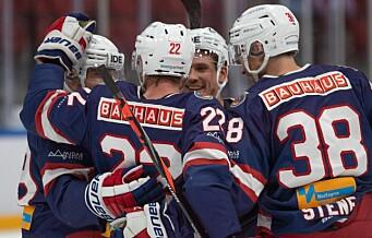 Full stans i ishockeyligaen