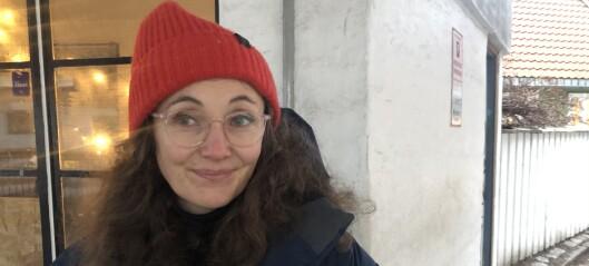 Kari Anne (43) åpner sykkelservice i den ikoniske bensinstasjonen på Galgeberg