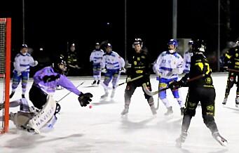 Skeids 17 år gamle Edvard Os lagde sitt første mål i eliteserien i oppgjøret mot gamleklubben Høvik