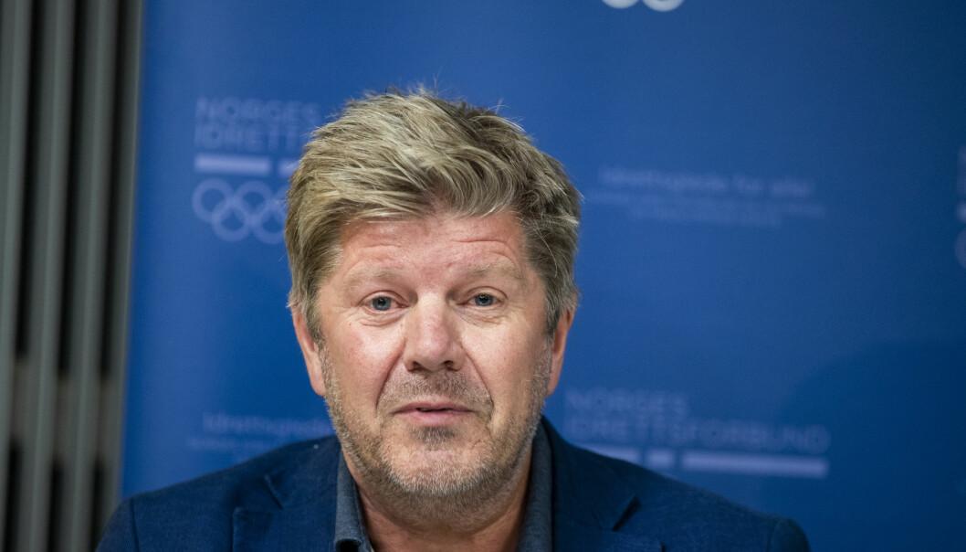 — Vi er blitt enig om et grunnprinsipp med Norsk Topphockey om at vi skal forsøke å gjennomføre 36 runder, sier generalsekretær Ottar Eide i hockeyforbundet.