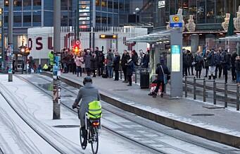 Over 10.000 i Oslo har vært permittert siden mars i fjor. Ledighet kan øke kraftig uten forlenget permitteringsordning