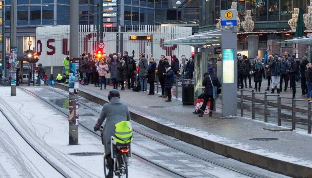 — Vi ser at mange av de permitterte i Oslo har vært permitterte lenge, sier Oslos Nav-direktør Sonja Skinnarland.