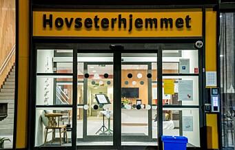 To beboere ved Hovseterhjemmet er døde etter koronasmitte. En covid 19-pasient fra Gjerdrum har dødd ved Solvang helsehus