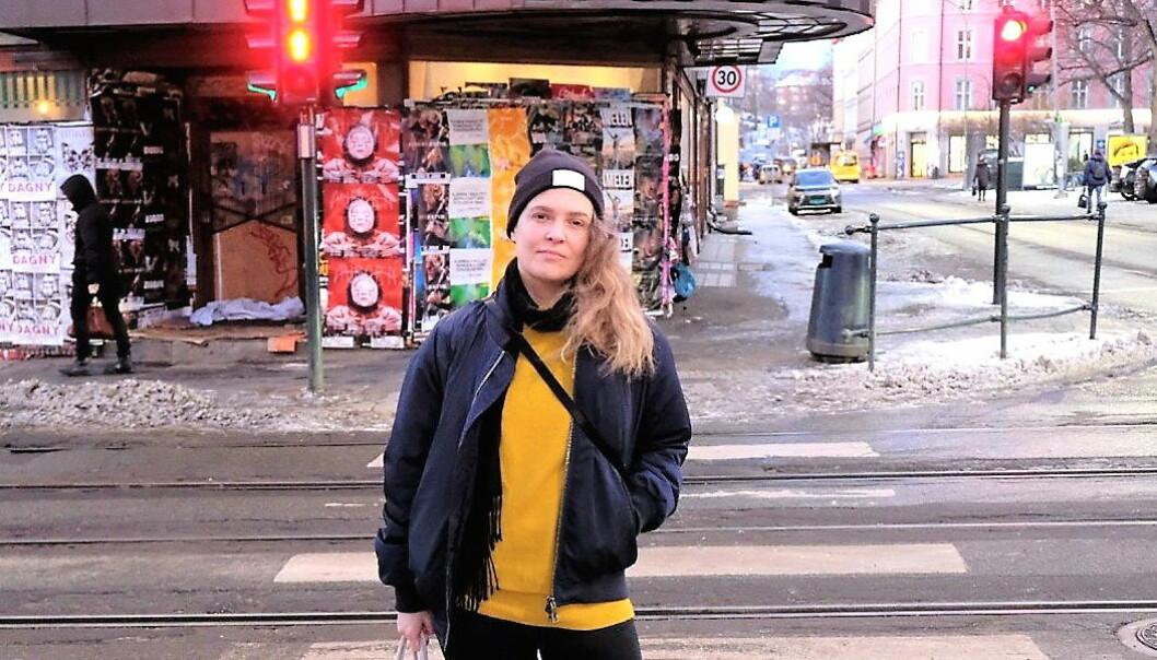 — Jeg håper en ny eier bringer tradisjonen innen tekstilbransjen tilbake til Halléngården, sier Gro Larsson.