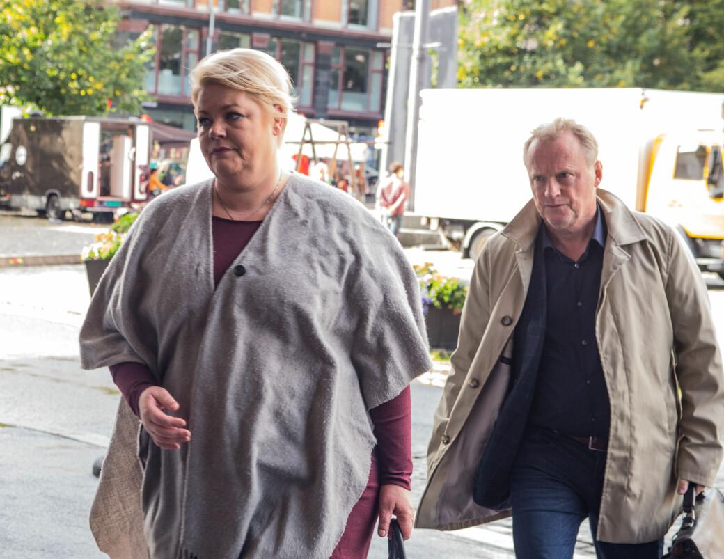 Marthe Scharning Lund var stabssjef for byrådsleder Raymond Johansen (Ap) før hun ble næringsbyråd. En post hun hadde frem til etter valget i 2019.