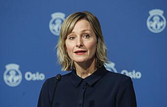 - Hjemmeskole er oppskrift på sosial ulikhet, sier skolebyråd Inga Marte Thorkildsen (SV) om hvorfor Oslo ikke følger Bærum