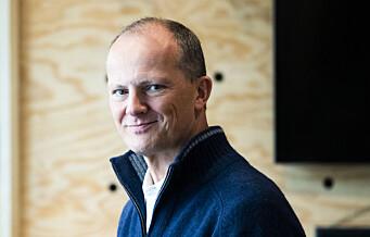 Solvik-Olsen myket opp reglene for elsparkesykler – nå er han selv deleier