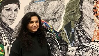 Et enstemmig bystyre vil ha «Rojava»-kunst i Rosenkrantz gate. Kunstneren takker for støtten