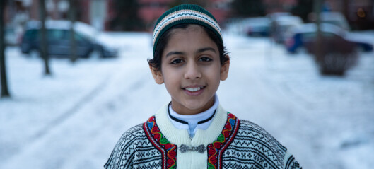Zakaria (13) er muslim: —Jeg har blitt kalt terrorist på gata i Oslo
