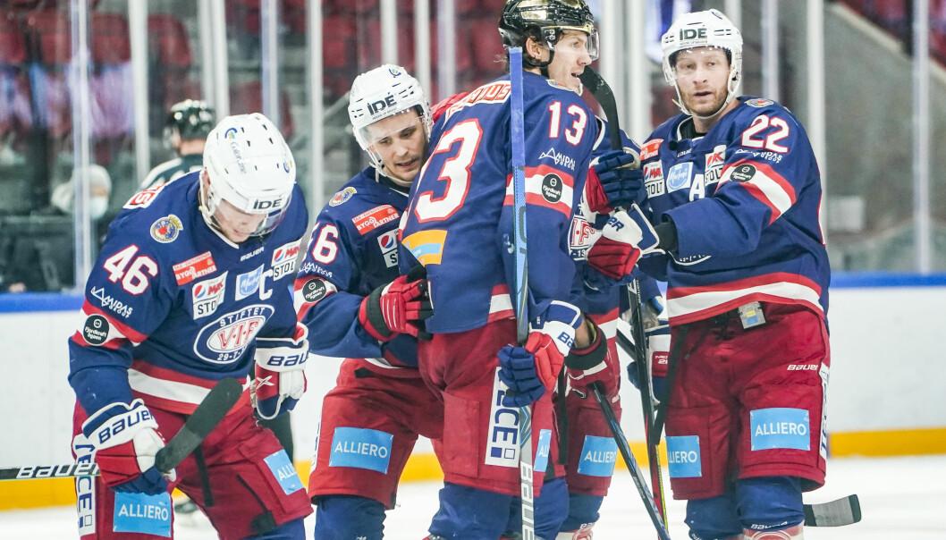 Åtte spillere på Vålerenga ishockey er nå bekreftet smittet.