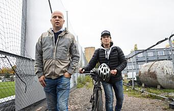 Senterpartiet vil at NRK skal flytte til Grorud