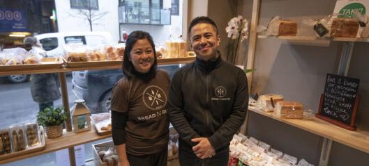 Ved Torshov torg kan du nå finne den lille japanske bakeren Bread N Butter: – Da vi åpnet, ble vi utsolgt på 45 minutter
