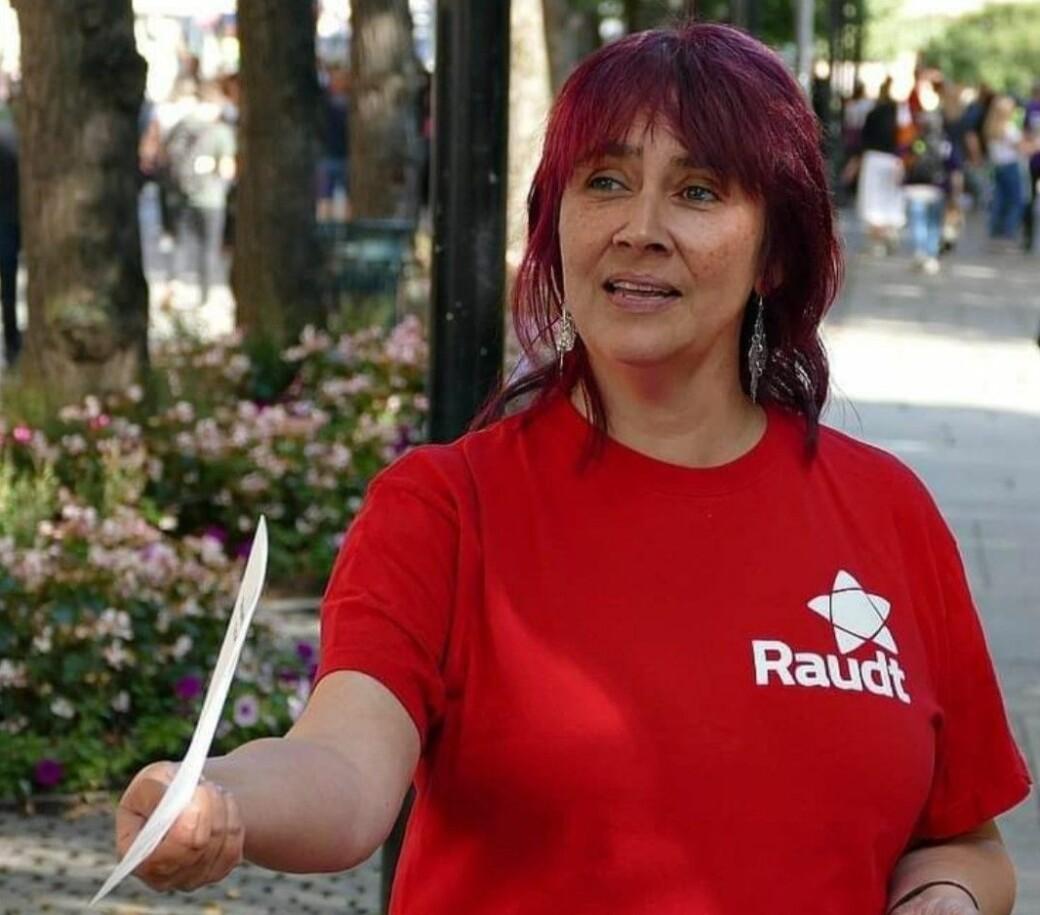 Mona Jamtli er Rødt-politiker i bydel Grorud og var på Nav for å møte saksbehandler da hun så navnelisten på klienter ligge åpent på et bord i venterommet.