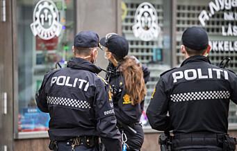 18-åring siktet for drapsforsøk i Storgata er varetektsfengslet