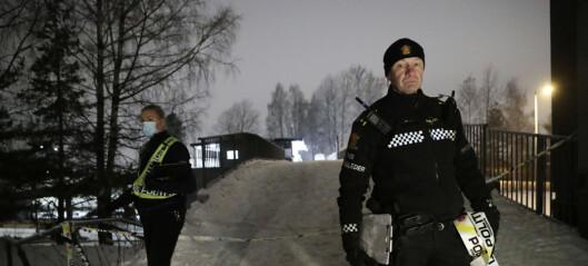 Politiet har pågrepet en ung gutt etter at 13-åring ble knivstukket ved Haugerud senter