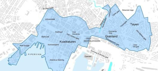 – Fossilfrie soner i Oslo, en usosial og næringsfiendtlig politikk