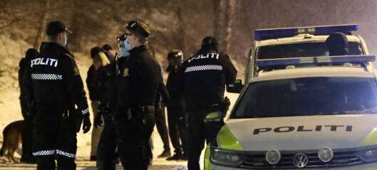 To gutter under 15 år er nå pågrepet etter knivstikking på Haugerud i går
