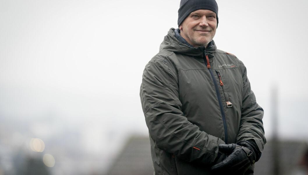 Geir Ugland Jacobsen ble nylig ekskludert fra Frp.