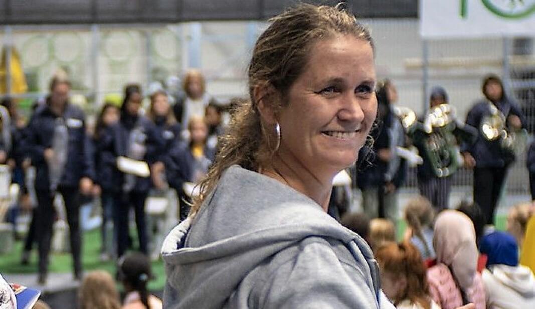 — Det er veldig godt at Tøyen arena ikke vil bli brukt til vaksinested, sier styreleder i Tøyen Sportsklubb, Karianne Hjallen.