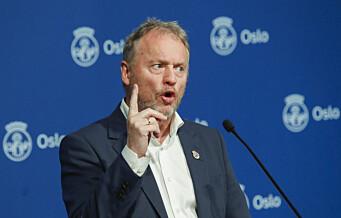 Nasjonal skjenkestans oppheves: - Vi må vurdere smittesituasjonen i Oslo først, sier Raymond Johansen