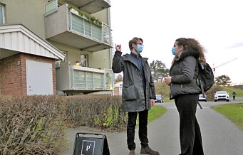 – Bygg boliger folk vil ha! Skrot dagens leilighetsnorm