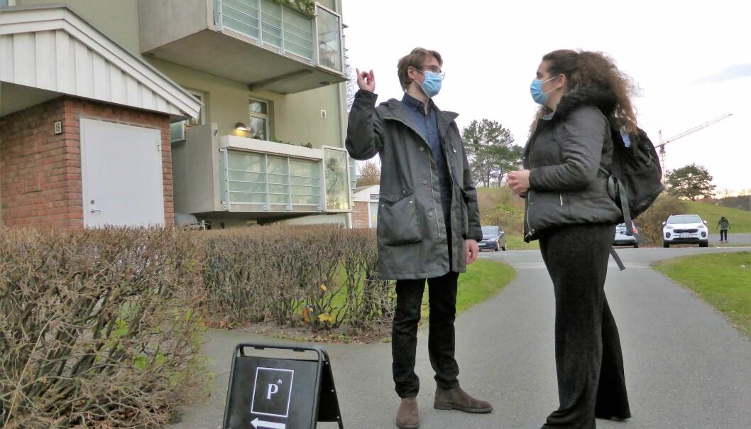 Vi må gå vekk fra dagens leilighetsnorm. Den fungerer som en tvangstrøye, mener Oslo Høyre.