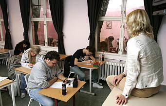 – Høyres lek med tall for å få krisebildet av Osloskolen til å stemme, er historieomskriving som står til stryk