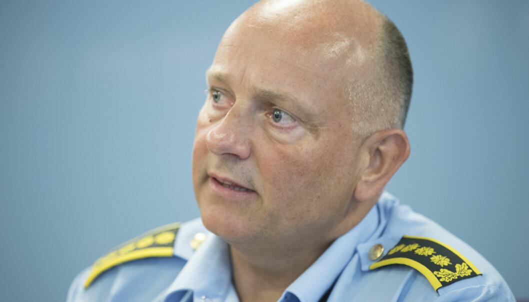 – Vi er ute med biler og personell og ser om vi kan finne en gjerningsmann, sier leder for Oslo politidistrikt enhet øst, John Roger Lund til NRK.