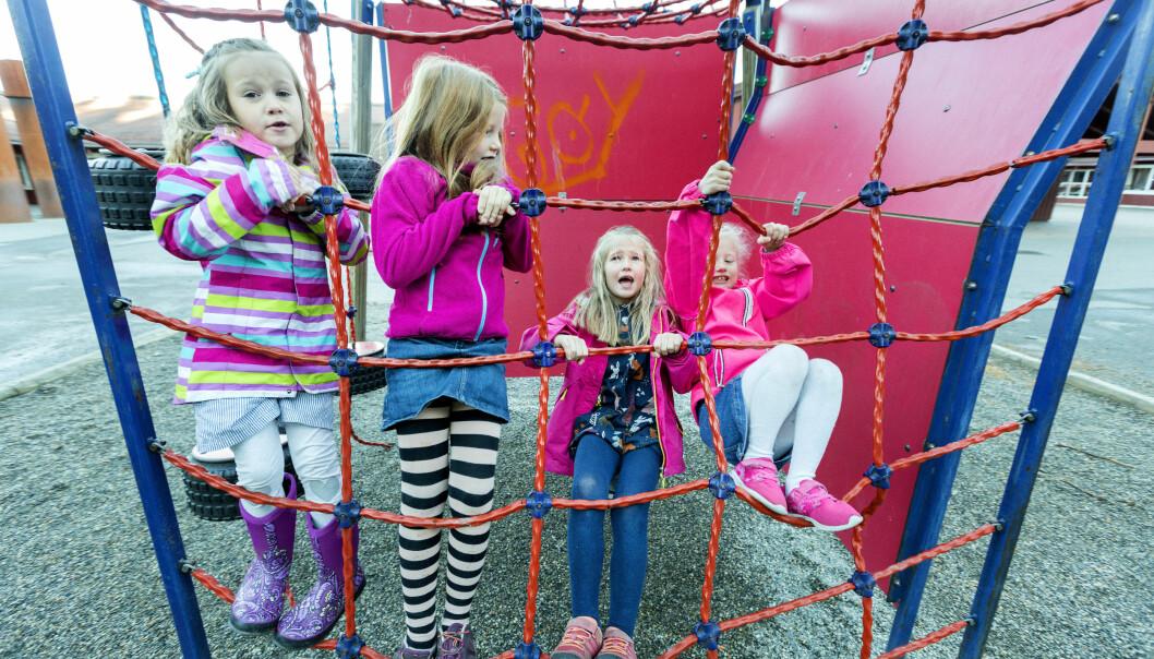 I Oslo har tallene på barn i aktivitetsskolen vokst raskt.