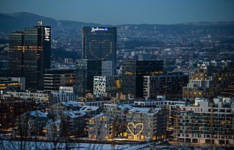 Koronatiltakene i Oslo blir strengere enn de var i mars. Skal gjelde fra klokka 12 i dag