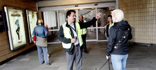 Ruter stopper billettkontrollene i kollektivtrafikken inntil videre