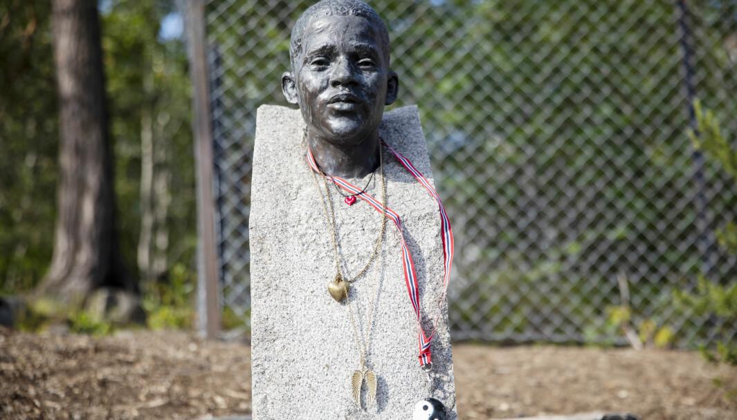 Drapet på Benjamin Hermansen var rasemotivert, og vekket stort engasjement over hele landet.