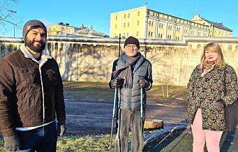 Rødt i Gamle Oslo: — Hvis fangene skal ut, må bydelens innbyggere inn