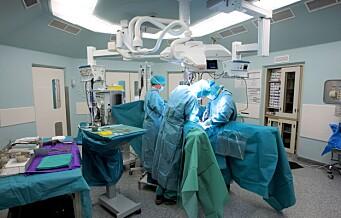 Oslofolk får helsehjelp som vanlig. Det blir generelt besøksforbud