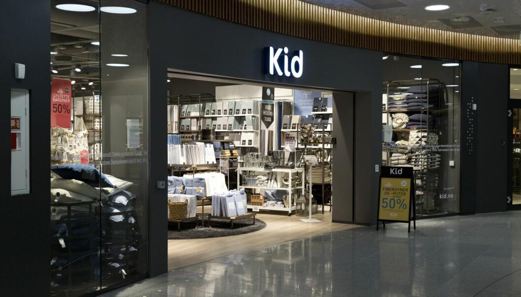 Kid interiør har 15 butikker i Oslo. Nå blir mange av de ansatte permittert.