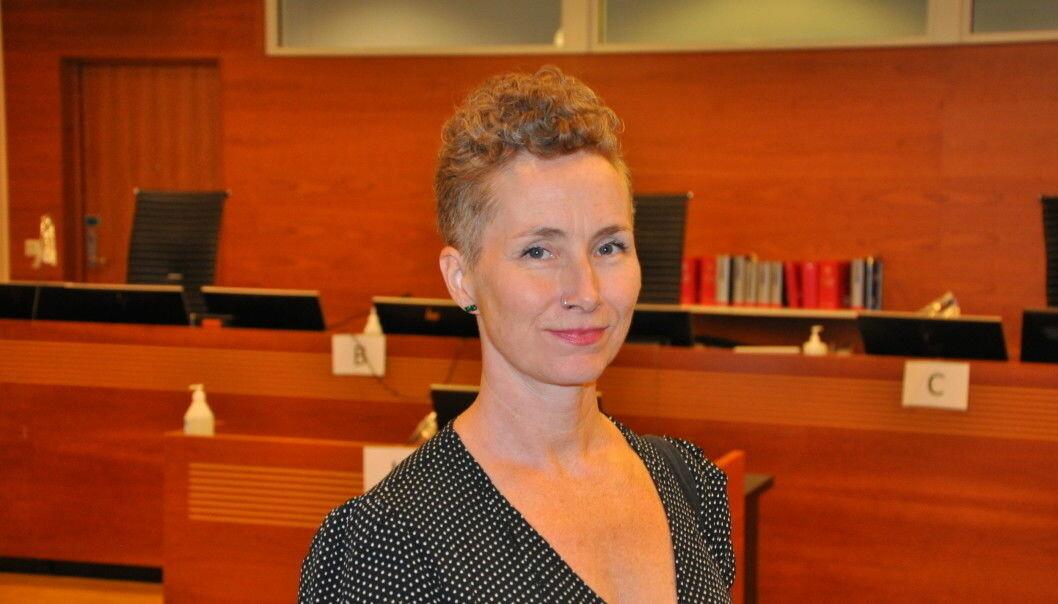 Live Glesne Kjølstad har fått mange støtteerklæringer etter dommen i lagmannsretten i fjor. Nå håper hun Høyesterett frifinner Louis Pizza for bruk av ulovlig arbeidskraft.