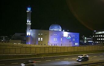 Vold i Baitun Nasr-moskéen på Furuset endte med fengselsstraff