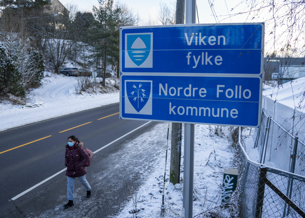Store deler av Oslo-regionen er nedstengt etter smitteutbruddet i Nordre Follo. Det muterte koronaviruset som først ble påvist i Storbritannia kan ha spredt seg i flere uker.